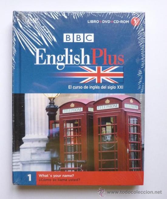 LIBRO ENGLISH PLUS - EL CURSO DE INGLES DEL SIGLO XXI BBC - LIBRO + DVD + CD ROM - NUMERO 1 NUEVO (Libros Nuevos - Idiomas - Inglés)