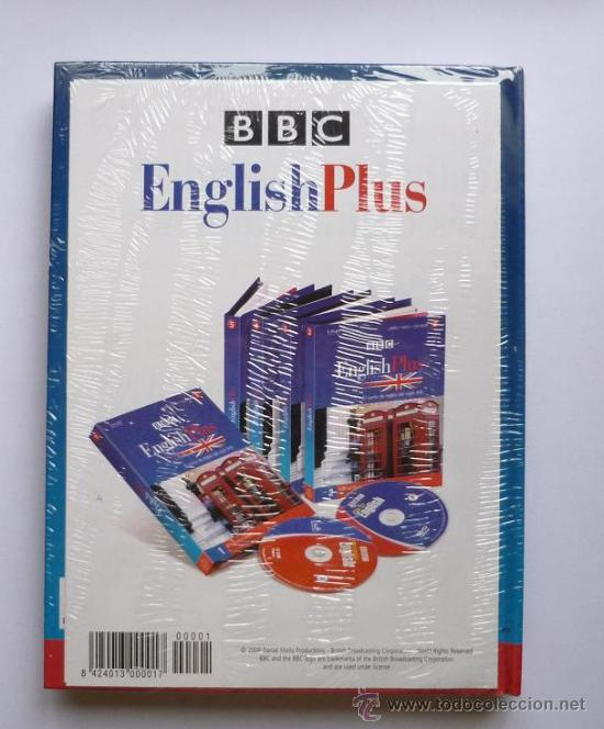 Libros: Libro English Plus - El curso de ingles del siglo XXI BBC - Libro + DVD + CD Rom - Numero 1 NUEVO - Foto 2 - 26345445