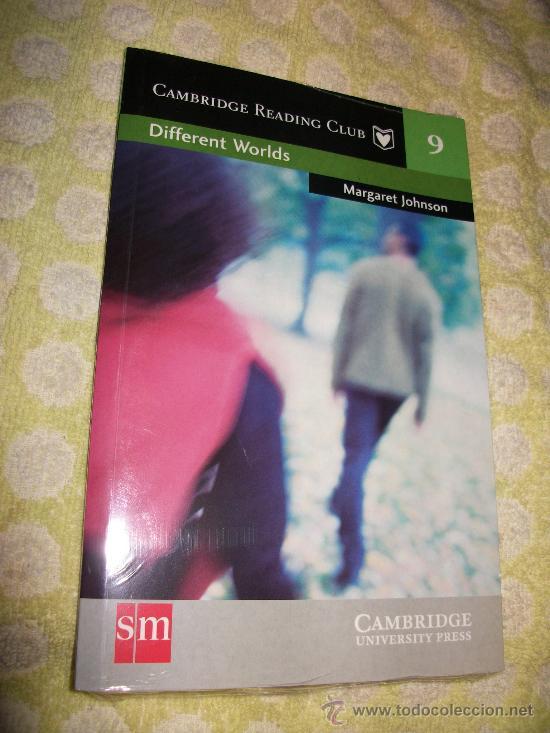 DIFFERENT WORLDS + AUDIOLIBRO – MARGARET JOHNSON – LEVEL 2 - SM CAMBRIDGE UNIVERSITY PRESS – 1 CD (Libros Nuevos - Idiomas - Inglés)