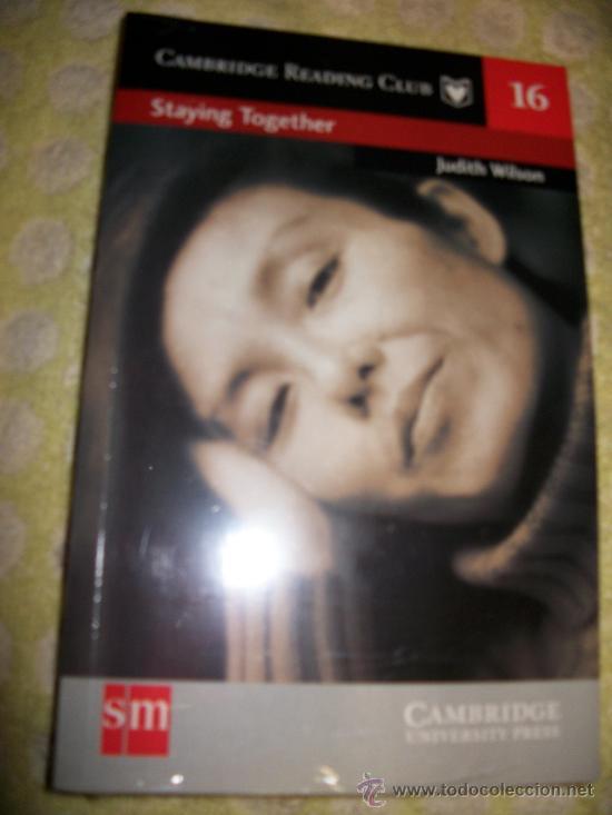 STAYING TOGETHER + AUDIOLIBRO – JUDITH WILSON – LEVEL 4 - SM – 3 CD – PRECINTADO - EN INGLES (Libros Nuevos - Idiomas - Inglés)