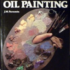 Libros: THE BIG BOOK OF OIL PAINTING. Lote 26167220