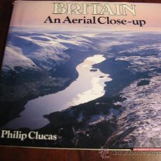 Libros: BRITAIN.- AN AERIAL CLOSE-UP. Lote 26901019