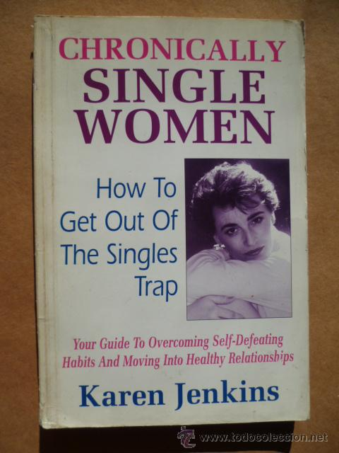 SINGLE WOMAN, POR KAREN JENKINS, 1989, (EN INGLES). (Libros Nuevos - Idiomas - Inglés)