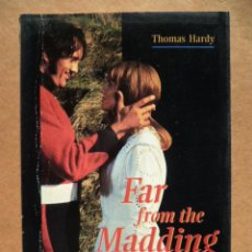Libros: FAR FROM THE MADDING CROWD, POR TOMAS HARDY, 1994, (EN INGLES). Lote 25590912