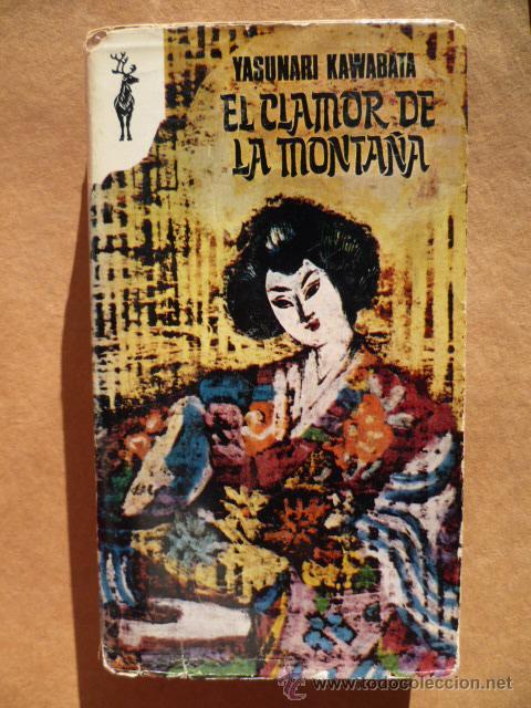 YASUNARI KAWABATA - EL CLAMOR DE LA MONTAÑA - NOVELA COMPLETA (ED. NO RESUMIDA) - PLAZA Y JANES 1971 (Libros Nuevos - Idiomas - Inglés)