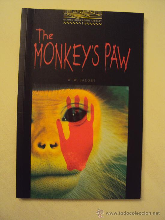 THE MONKEY'S PAW - W.W. JACOBS - (Libros Nuevos - Idiomas - Inglés)