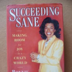 Libros: MAKING ROOM FOR JOY IN A CRAZY WORLD/ SUCCEEDING SANE / BONNIE ST. JOHN DEANE./1998 / 287 PAG.. Lote 27771838