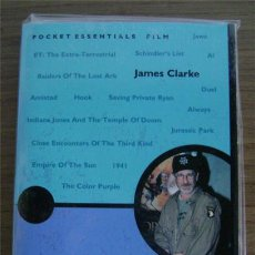 Libros: STEVEN SPIELBERG - POCKET ESSENTIALS FILM - JAMES CLARKE 2001 (IN ENGLISH). Lote 29608815