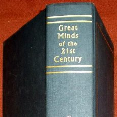 Libros: GREAT MINDS OF THE 21ST CENTURY(2006-2007 EDITION);AMERICAN BIOGRAPHICAL INSTITUTE;¡NUEVO!;EN INGLÉS. Lote 15178188