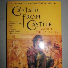 Libros: CAPTAIN FROM CASTILE. Lote 30924394