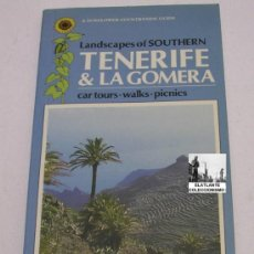 Libros: LANDSCAPES OF SOUTHERN TENERIFE AND LA GOMERA (SUNFLOWER COUNTRYSIDE GUIDES) - NEW- . Lote 31385406