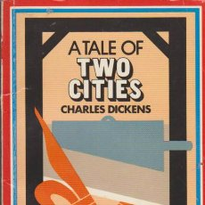 Libros: A TALE OF TWO CITIES. CHARLES DICKENS. EDIT. LONGMAN.. Lote 31773819