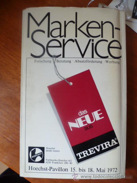 Libros: 27. INTERSTOFF - 15-18 MAI 1972, Offizieller Katalog - Foto 3 - 32088060