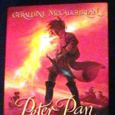 Libros: PETER PAN EN SCARLET. GERALDINE MCCAUGHREAN. OXFORD UNIVERSITI PRESS 2010. Lote 32105826