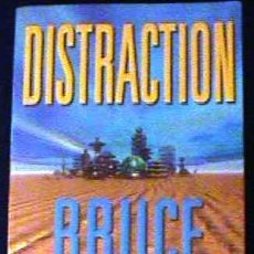 Libros: DISTRACTIO. BRUCE STERRLING. MIRRORHADES. 1998. Lote 32135658