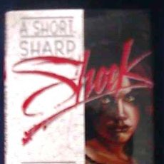 Libros: SHOCKK. A SHORT, SHARP. KIN STANLEY ROBINSON. SHINGLENTOWN, CA. 1990. Lote 32213321