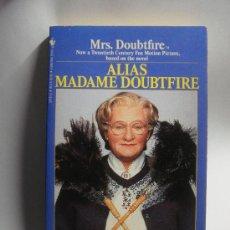 Libros: LIBRO DE LA PELÍCULA MRS. DOUBTFIRE. LIBRO EN INGLÉS. 1993. ANNE FINE. ROBIN WILLIAMS. Lote 32961541