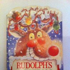 Libros: RUDOLPH´S CHRISTMAS FUN BOOK. MARTYN FORRESTER. LIBRO EN INGLÉS.1990. PUFFIN BOOK. Lote 33213710