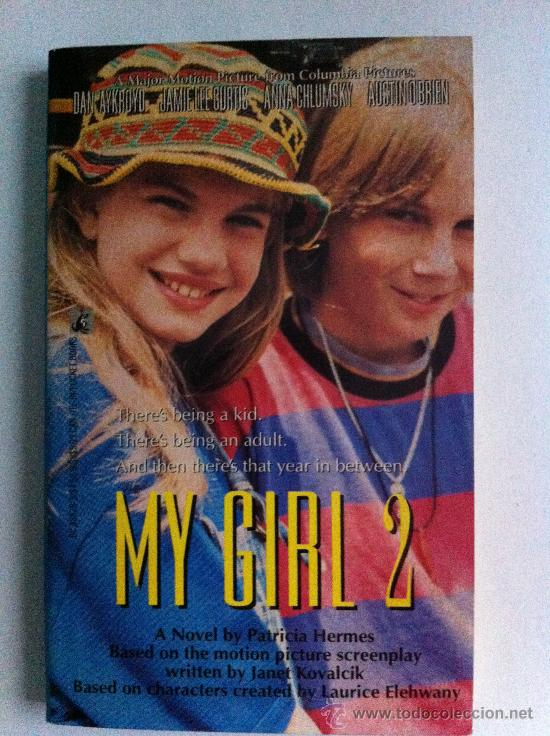 LIBRO DE LA PELICULA MI CHICA 2. LIBRO EN INGLÉS. COLUMBIA PICTURES. PATRICIA HERMES. (Libros Nuevos - Idiomas - Inglés)