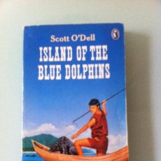 Libros: LIBRO EN INGLÉS. ISLAND OF THE BLUE DOLPHINS. SCOTT O´DELL. PUFFIN BOOKS. WINNER OF NEWBERY MEDAL. Lote 36011028