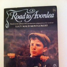 Libros: LIBRO EN INGLÉS. ROAD TO AVONLEA. Nº16. LUCY MAUD. FAMILY RIVALRY. HARPER COLLINS PUBLISHERS 1993. Lote 36525481