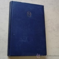 Libros: MODERN BIOGRAPHY EDITED BY LORD DAVID CECIL - THOMAS NELSON AND SONS LTD. Lote 37519110