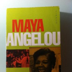 Libros: LIBRO EN INGLÉS. MAYA ANGELOU. GATHER TOGETHER IN MY NAME. AUTOBIOGRAFÍA.1997. Lote 38670870