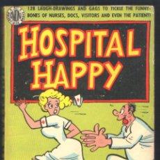 Libros: .1 LIBRO DE CHISTES DE ** HOSPITAL HAPPY ** AÑO 1952 - MADE IN USA - EN INGLÉS. Lote 40001919