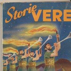 Libros: STORIE VERE. COMPILATE DA A. CARACCIOLO. 1952.. Lote 40608042