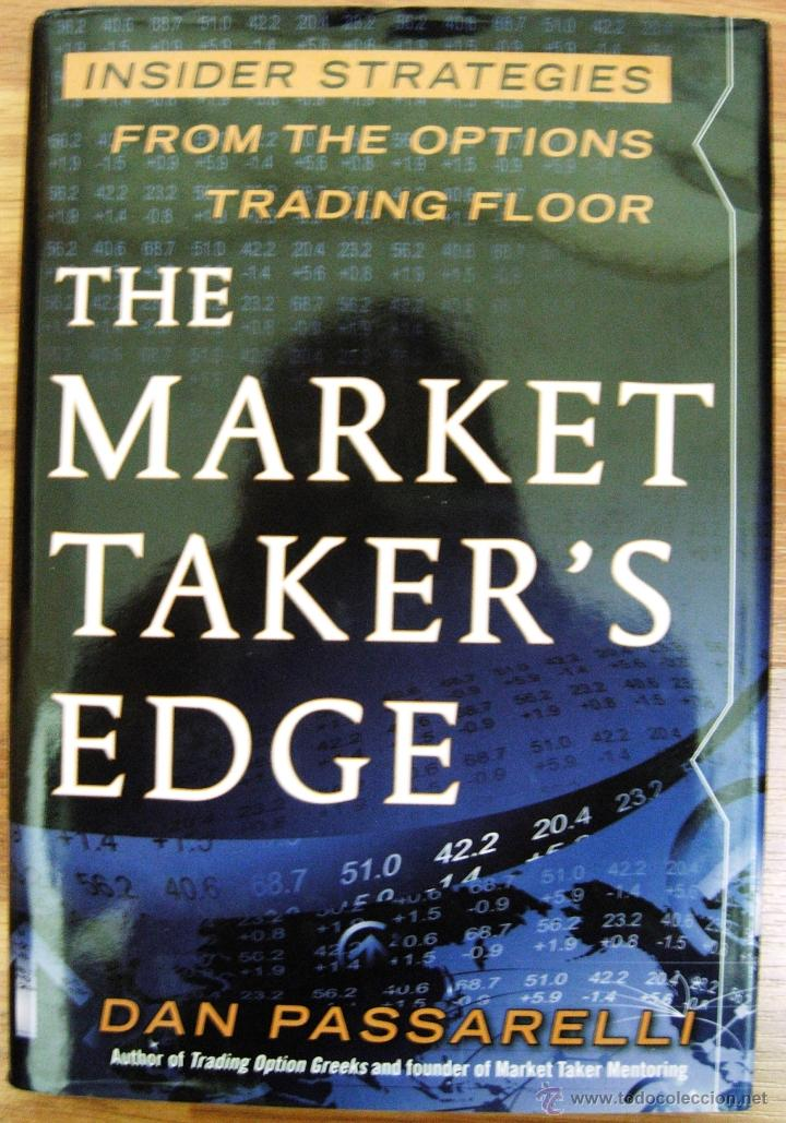 LIBRO THE MARKET TAKER'S EDGE (EN INGLÉS) (Libros Nuevos - Idiomas - Inglés)