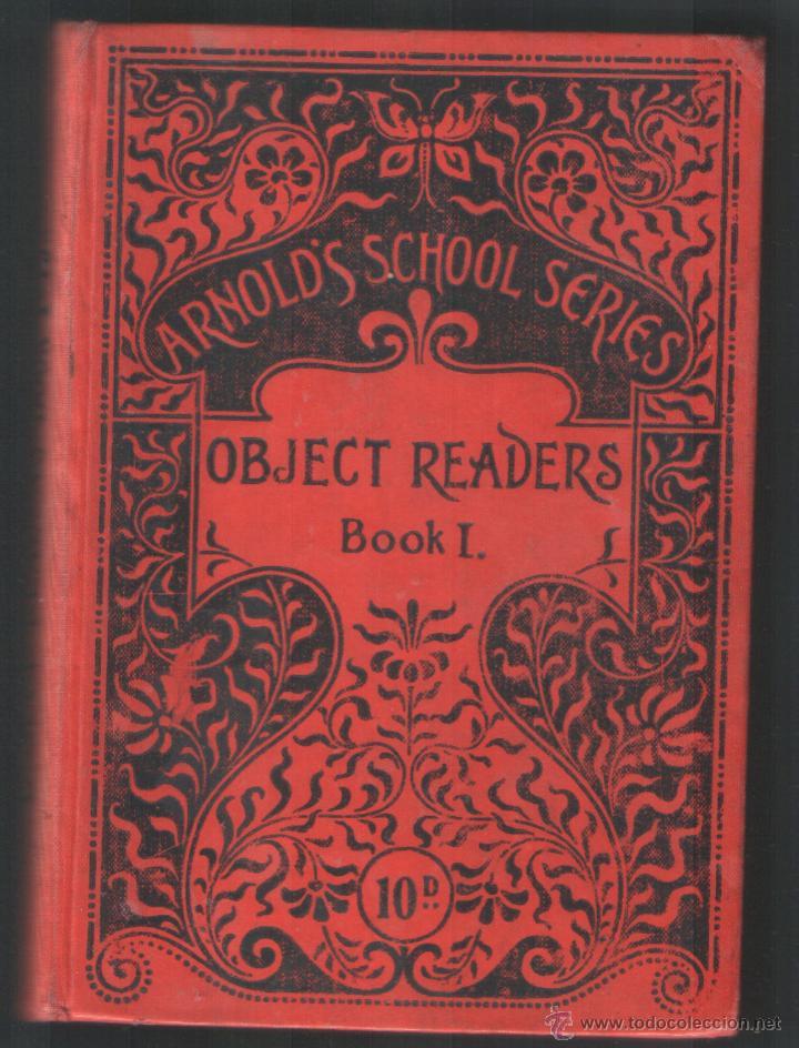 1 LIBRO EN INGLÉS ** OBJECT READERS - ARNOLD´S SCHOOL SERIES ** BOOK I - EDWARD ARNOLD (Libros Nuevos - Idiomas - Inglés)