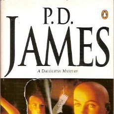 Libros: DEATH OF AN EXPERT WITNESS P D JAMES A DALGLIESCH MYSTERY. Lote 41864180