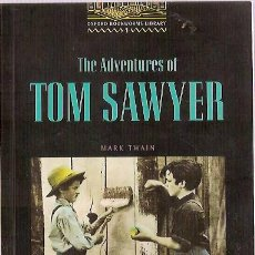 Libros: THE ADVENTURES OF TOM SAWYER MARK TWAIN OXFORD BOOKWORMS LIBRARY 1998. Lote 42167338