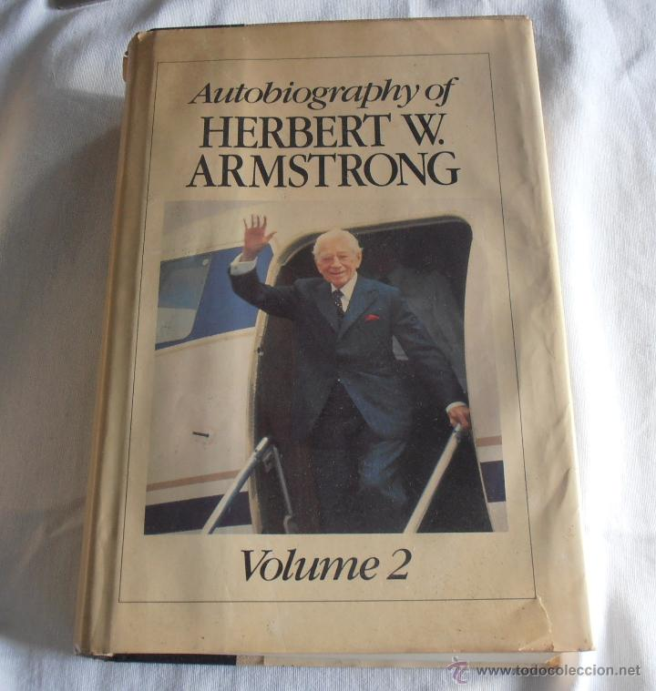 Libros: AUTOBIOGRAPHY OF HERBERT W. ARMSTRONG, - Foto 9 - 43405646
