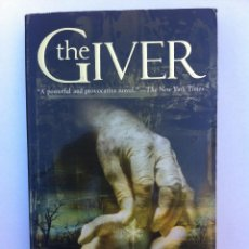 Livres: LIBRO EN INGLÉS. THE GIVER. LOIS LOWRY.1999. Lote 43609101