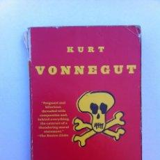 Libros: LIBRO EN INGLÉS. SLAUGHTERHOUSE-FIVE. KURT VONEGUT. 1991. Lote 48884353