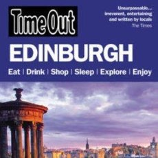 Libros: LIBRO EN INGLES TIME OUT EDINBURGH AND GLASGOW. Lote 43611999