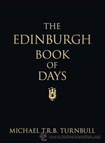 LIBRO EN INGLES THE EDINBURGH BOOK OF DAYS (Libros Nuevos - Idiomas - Inglés)