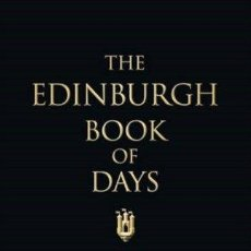 Libros: LIBRO EN INGLES THE EDINBURGH BOOK OF DAYS. Lote 43612076