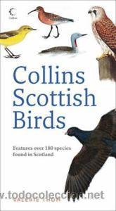 LIBRO EN INGLES COLLINS SCOTTISH BIRDS (Libros Nuevos - Idiomas - Inglés)
