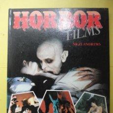 Libros: HORROR FILMS - NIGEL ANDREWS. Lote 44713867