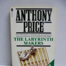 Libros: THE LABYRINTH MAKERS - ANTHONY PRICE - (EN INGLES). Lote 45014138