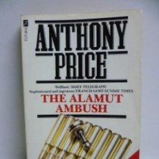 Libros: THE ALAMUT AMBUSH - ANTHONY PRICE - (EN INGLES). Lote 45014189