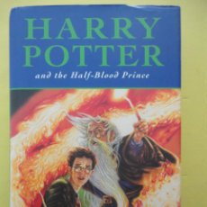 Livres: HARRY POTTER AND THE HALF-BLOOD PRINCE. J.K. ROWLING.. Lote 58671922
