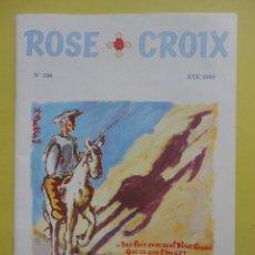 Libros: ROSE CROIX, Nº 198. . Lote 46409981