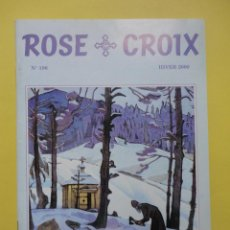 Libros: ROSE CROIX, Nº 196.. Lote 46410032