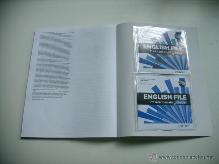 Libros: LIBRO DE 2º ESCUELA DE IDIOMAS PRE-INTERMEDIATE MULTIPACK B - Foto 2 - 51622575