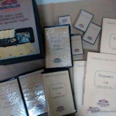 Libros: CURSO DE INGLES--HOME ENGLISH. Lote 52149039