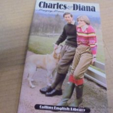 Libros: COLLINS LEVEL 2 - CHARLES & DIANA - LADY DI - 600 PALABRAS / WORDS - A ESTRENAR. Lote 245234695
