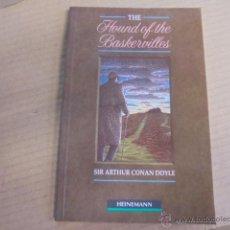 Libros: HEINEMANN ELEMENTARY - NIVEL 3 - HOUND OF THE BASKERVILLES - A ESTRENAR. Lote 53490980